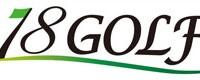 18GOLFのロゴ画像です。